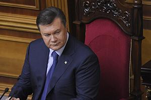Янукович предлагает смешанную систему выборов в ВР и проходной барьер 4-5%
