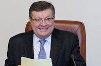Грищенко от имени Януковича лично поздравил Папу Римского Франциска