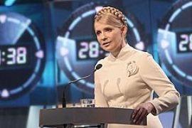 Тимошенко рассчитывает на голоса 60% украинцев