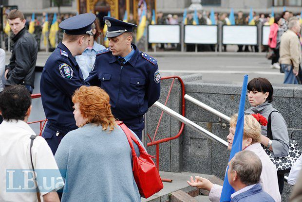 Согласно опросам, все больше украинцев сегодня не доверяют правоохранительным органам
