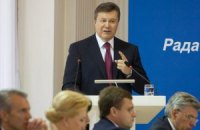 Янукович: мы создали нормальные условия для демократии