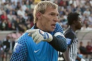 Бывший вратарь луганской Зари решил повесить перчатки на гвоздь
