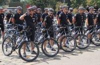 В Харькове появилась велополиция