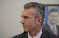 Хорошковский пообещал Европарламенту уволиться из ВСЮ