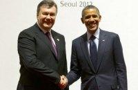 Американські гірки для Януковича