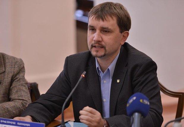 Володимир В`ятрович