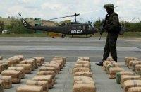 Наркотрафик через Украину вырос вдвое