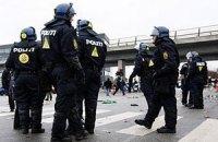 При стрельбе в торговом центре Копенгагена ранены 3 человека