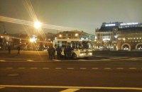 В Москве под ФСБ задержали участников акции в поддержку Савченко