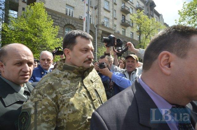 Заместитель главы АП Андрей Таранов