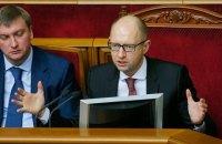 Кабмин уйдет в отставку при попытке сменить хоть одного министра