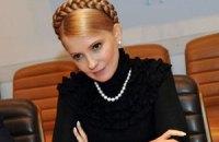 Тимошенко видит пять кандидатов в президенты на выборах-2015
