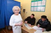 Экс-мэр Славянска Неля Штепа проголосовала в харьковском СИЗО
