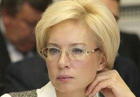 Экс-министр соцполитики подалась в тележурналистику