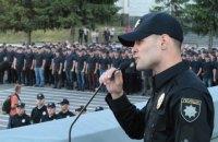 Начальник киевской полиции отчитался о первом месяце работы патрульных