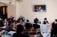 В Киевсовет снова никого не пускают