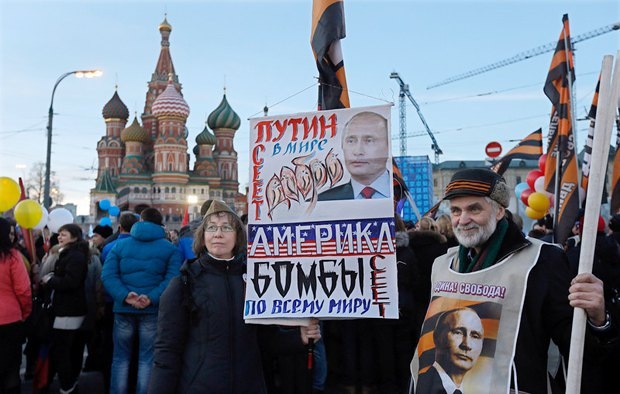 «У Путіна немає психології - він звичайний соціопат»
