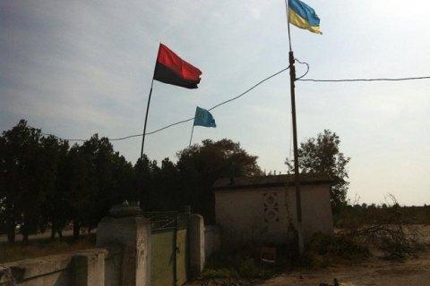 Блокада Крыма, Правый Сектор и права человека