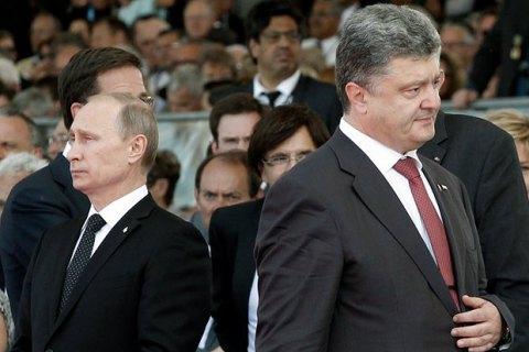 Бизнес Порошенко в РФ никто неограничивает— Путин