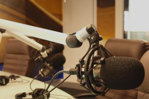 Украинские радиостанции начали вещать взоне АТО