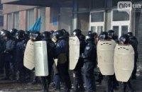 Ивано-Франковский облсовет обязал вернуть из Киева всех силовиков