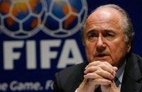 Президент ФІФА засудив бойкот України