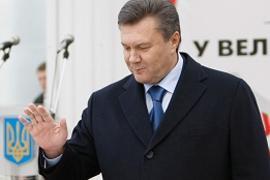 Янукович: мы живем не в сказке