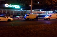 В Херсоне произошел взрыв в отделении банка