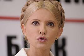 Тимошенко призывает обратиться к Януковичу в 20.00