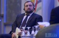 Европейский суд начал рассмотрение жалобы Арбузова на санкции ЕС