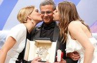 Золото Каннского фестиваля получила лесбийская драма (ВЕСЬ СПИСОК ПОБЕДИТЕЛЕЙ)