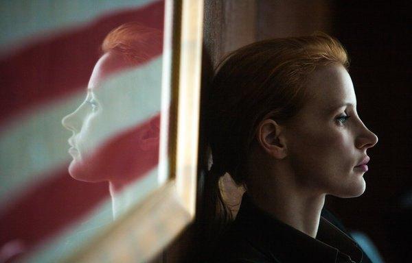 Джессика Честейн – наш кандидат