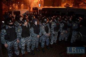 МВД опровергает информацию о введении в центре Киева особого режима