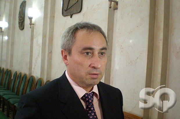 Главный харьковский хлебопек Владимир Мысик