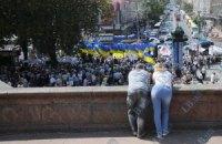 КГГА требует в суде запрета акции оппозиции 24 августа