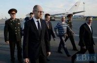 Яценюк посоветовал Путину не торговать воздухом