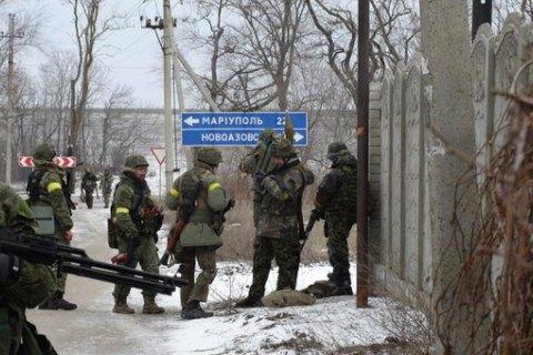 Штаб АТО: Сепаратисти зосереджують важку зброю наМаріупольському напрямі