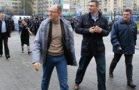 Оппозиционеры после разговора с Шаповалом собираются с исками в суд