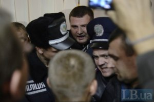 Милиция возбудила дело по факту потасовки в окружкоме Пилипишина-Левченко