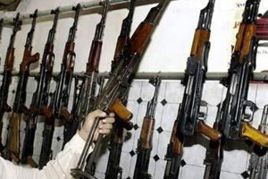 В Горловке боевики вывезли оружие из исправительной колонии