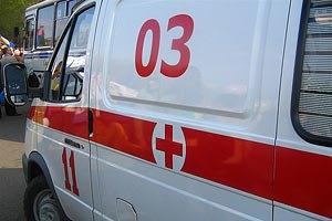 В Хмельницкой области кандидат раздает скорые помощи