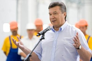 Янукович желает Кучме долгих лет жизни