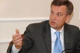 Валентин Наливайченко: «Сподіваюся, на білбордах ви мене не побачите»