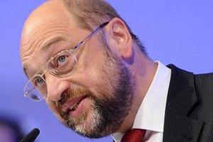 Шульц разочарован отказом Украины и Армении от подписания СА с ЕС