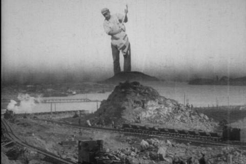 У Берліні покажуть фільм Дзиґи Вертова про індустріалізацію Донбасу