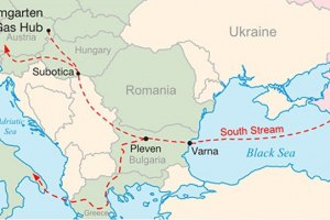 Россия запускает еще один газопровод в обход Украины