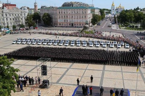До подписания закона о полиции патрульные будут работать в тестовом режиме