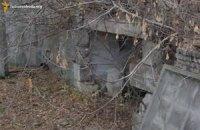 Порошенко обвинили в разрушении части Киевской крепости