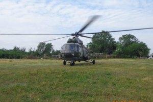 12 военнослужащих погибли в сбитом у Славянска вертолете (Исправлено)