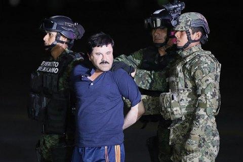 ВМексике похитили сына наркобарона «Эль Чапо»